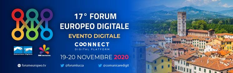 Forum Europeo Digitale 2020